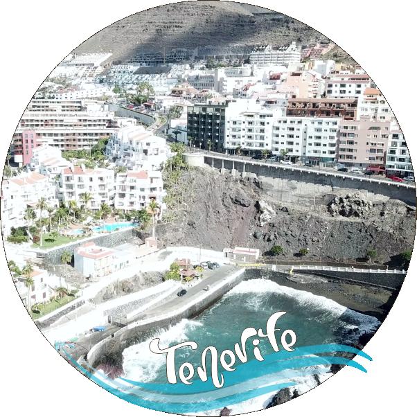 TENERIFE - a kikapcsolódás szigete